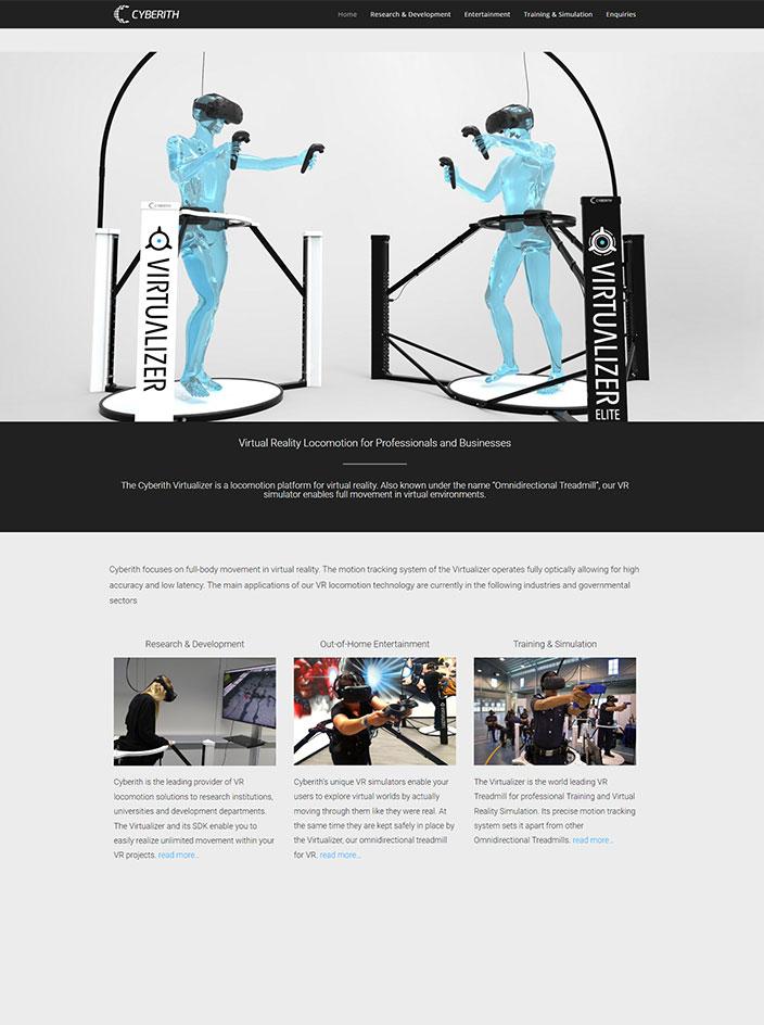 Homepage erstellen lassen Wien