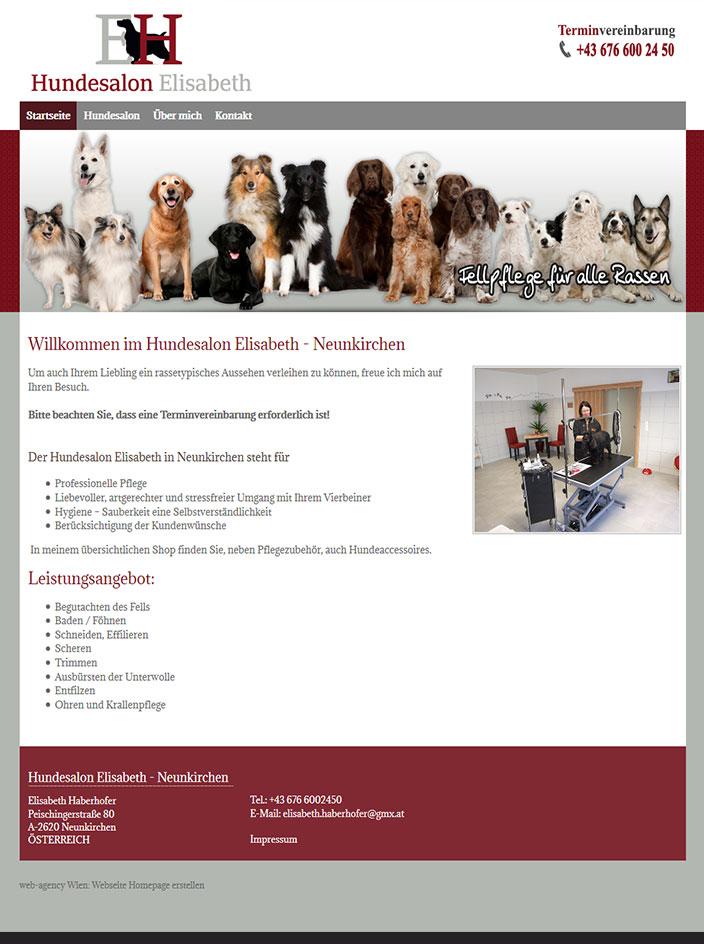 Webseite erstellten Neunkirchen Webdesign